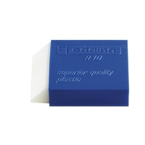 Ластик для карандаша Edding (Эддинг) R10, 10 шт/уп