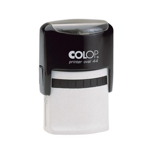 Оснастка автоматическая для овальной печати Colop Printer Oval 44, 28х44 мм, черная