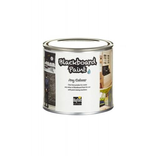 Краска грифельная для школьных досок MagPaint, черная,  0,5 л