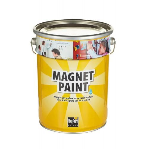 Краска магнитная MagPaint, темно-серая,  5 л