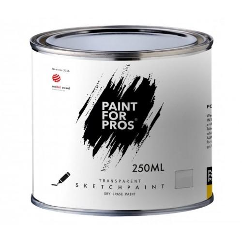 Покрытие маркерное MagPaint SketchPaint PFP (PRO), прозрачное, 250 мл