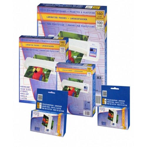 Плёнка для ламинирования глянцевая ProfiOffice A3 303х426 мм 175 мкм 100 шт./уп.