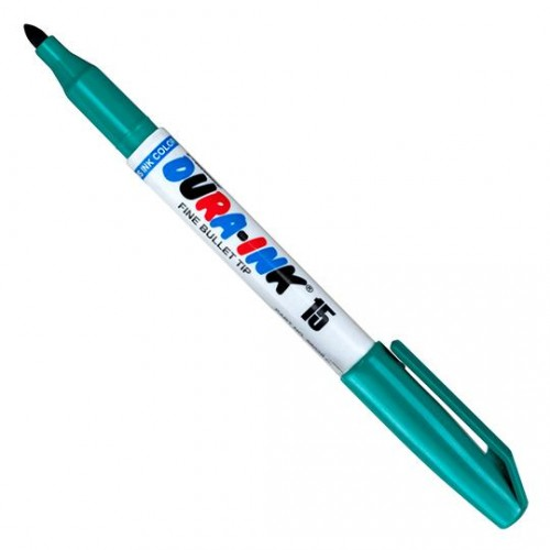 Маркер перманентный промышленный Markal (Маркал) Dura-Ink 15, зелёный