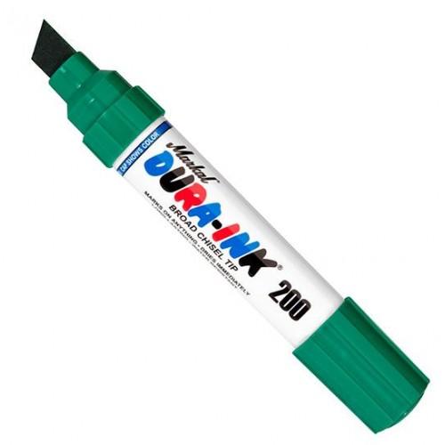 Маркер перманентный промышленный Markal (Маркал) Dura-Ink 200, зелёный