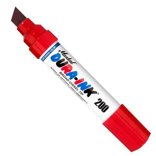 Маркер перманентный промышленный Markal (Маркал) Dura-Ink 200, красный