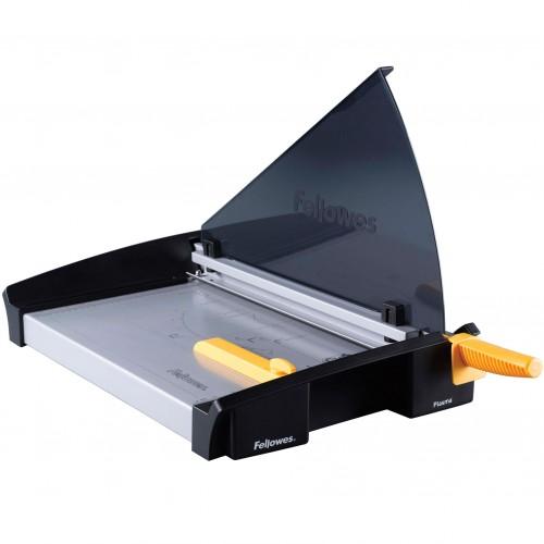 Резак сабельный для бумаги Fellowes (Феллоуз) Plasma A3 40 л. SafeCutGuard FS-5411101