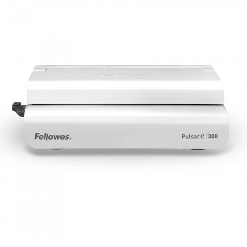Переплётчик (брошюровщик) Fellowes (Феллоуз) Pulsar-E на пластиковую пружину сшивает до 300 л. перфорирует 15 л. FS-5620701
