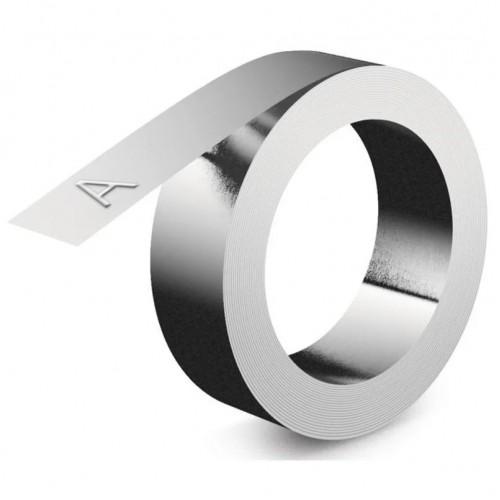 Лента алюминиевая Dymo с клеевым слоем, 12мм х 3,65м S0720180