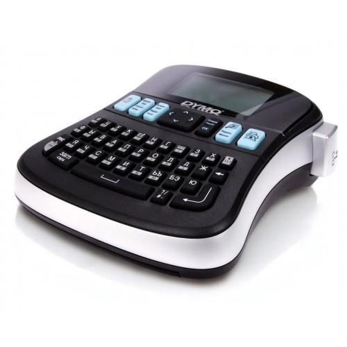 Принтер ленточный Dymo LM 210D, ленты D1 шириной 6, 9, 12 мм, кириллица/латиница