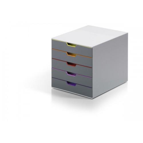 Бокс для документов Durable Varicolor 5, 292x280x356 мм, арт.D7605-27