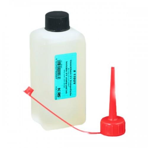 Краска штемпельная Noris 110UVD на водной основе, невидимая, 250 мл