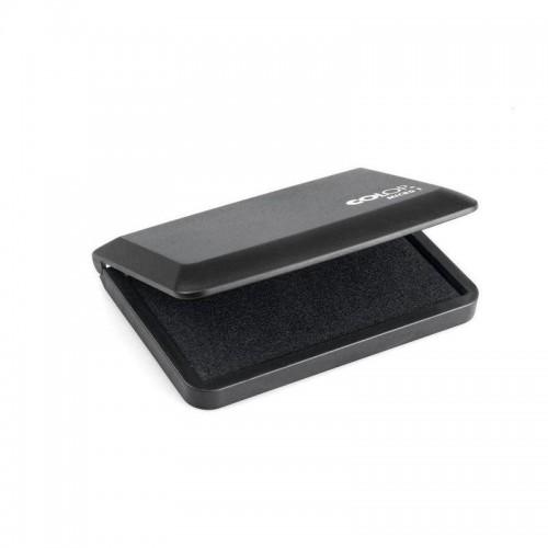 Подушка штемпельная настольная Colop Micro 1, 50х90 мм, черная