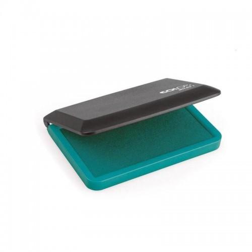 Подушка штемпельная настольная Colop Micro 1, 50х90 мм, зеленая