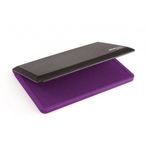 Подушка штемпельная настольная Colop Micro 3, 90х160 мм, фиолетовая