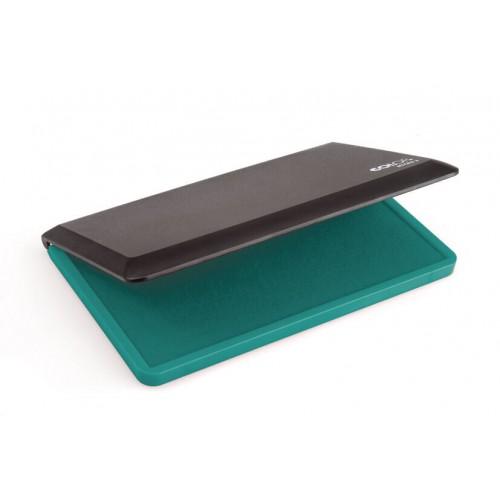 Подушка штемпельная настольная Colop Micro 3, 90х160 мм, зеленая