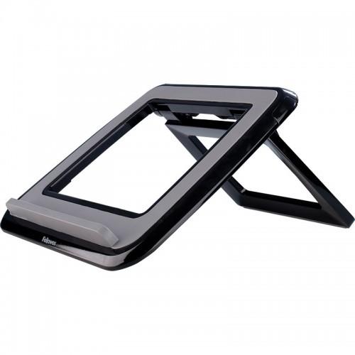 """Подставка для ноутбука  до 17"""" Fellowes (Феллоуз) I-Spire, с регулировкой высоты, черная FS-82120"""