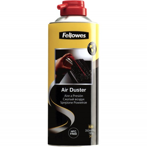 Cжатый воздух Fellowes (520 мл контейнер / 350 мл вещества) , шт