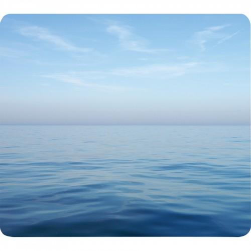 Коврик для оптической и лазерной мыши Fellowes (Феллоуз) Океан Earth Series нескользящее основание US FS-5903901