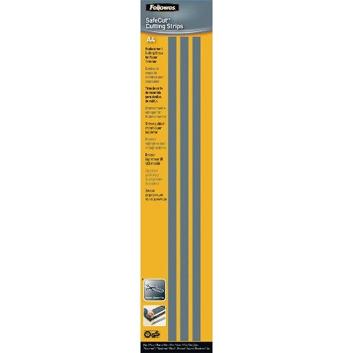 Марзаны (рейки под лезвием) Fellowes (Феллоуз) для дисковых резаков А4 3 шт./уп. FS-5411501