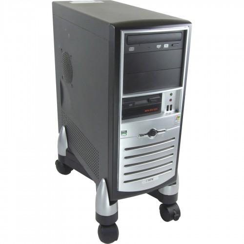Подставка под системный блок/шредер Fellowes (Феллоуз) Office Suites Professional до 50 кг черная FS-8039001