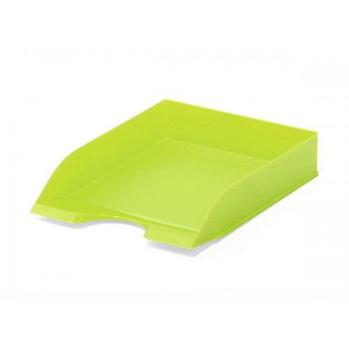 Лоток для бумаг горизонтальный Durable Basic, зеленый, арт.D1701672020