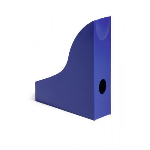 Лоток для бумаг вертикальный Durable Basic, синий , арт.D1701711040
