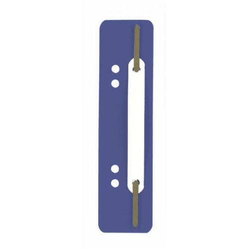 Механизм для скоросшивателя полоска Durable, 150х38 мм, темно-синяя, арт.D6901-07