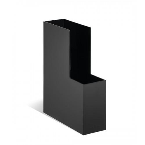Лоток для бумаг вертикальный Durable, 85х320х255 мм, черный, арт.D7727-01