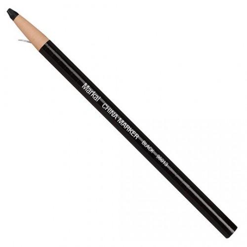 Маркер карандаш Markal (Маркал) China Marker, чёрный