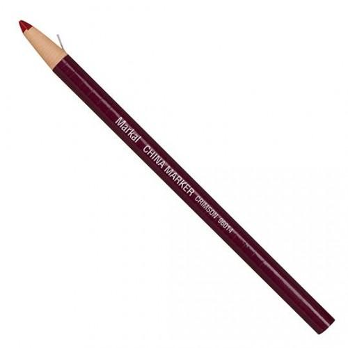 Маркер карандаш Markal (Маркал) China Marker, пурпурный
