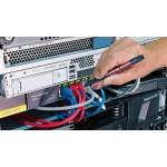 Набор маркеров для кабеля Edding (Эддинг) 8407, круглый наконечник, 0,3 мм, 4 шт/уп
