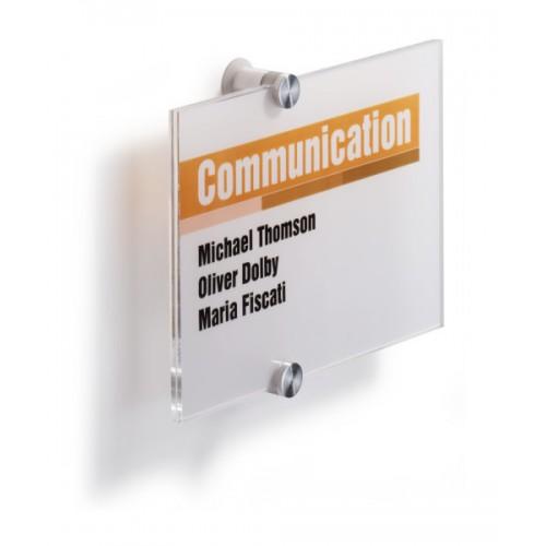 Информационная табличка настенная Durable, 210х148 мм, арт.D4823-19