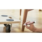 Маркер для мебели Edding (Эддинг) 8900, 1,5-3 мм, грецкий орех антик, блистер