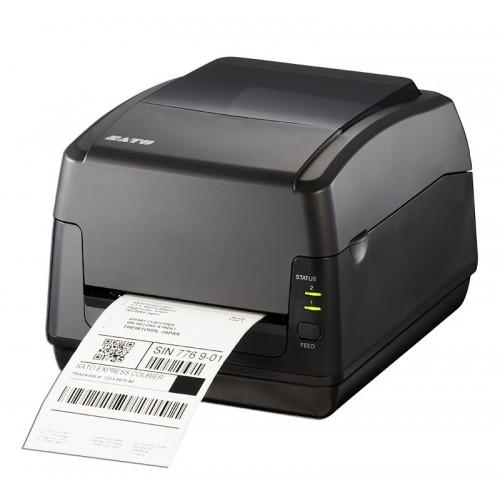 """Принтер этикеток термотрансферный """"Sato"""" WS408TT-STD 203 dpi,  USB, LAN + RS232C (6)"""