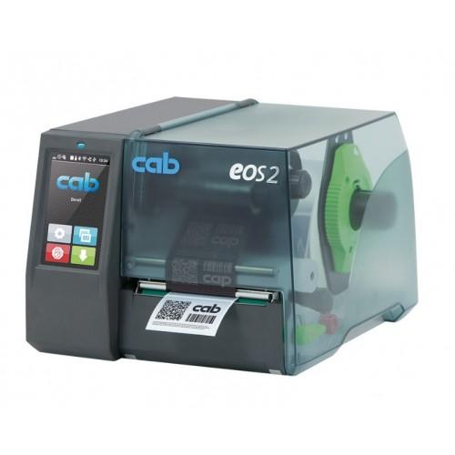 """Принтер этикеток термотрансферный """"CAB"""" EOS2/200 (1001)"""