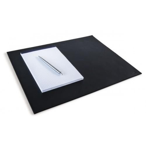 Настольное покрытие для стола Durable, 42х30 см, кожа, черное , арт.D7304-01