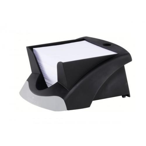 Подставка для бумажного блока Durable, 15,3х11, 6х7 см, черная, арт.D7714-01