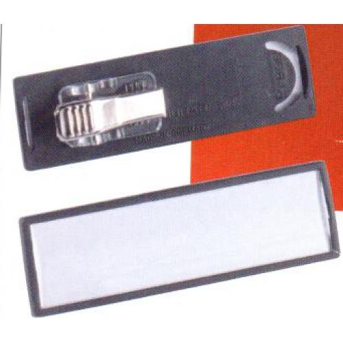 Бейдж для магнитных карт Durable, с зажимом, арт.D8134