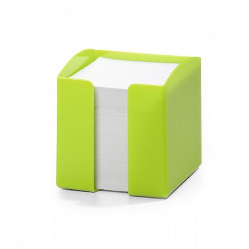 Подставка для бумажного блока Durable Trend, зеленая, арт.D1701682020