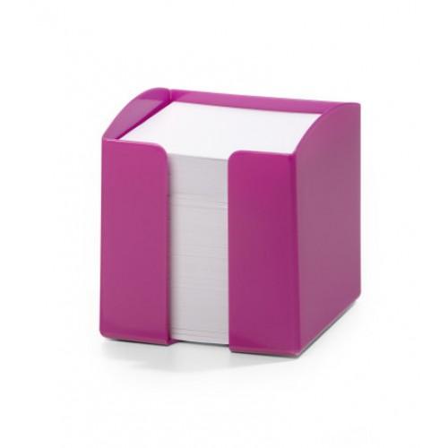 Подставка для бумажного блока Durable Trend, ярко розовая, арт.D1701682034
