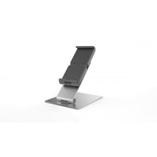 Держатель настольный для планшетного компьютера Durable Tablet Holder, серый, арт.D8930-23
