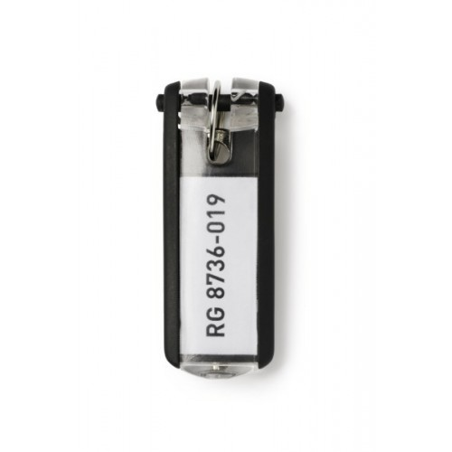 Брелок для ключей Durable Key Clip, черный, арт.D1957-01