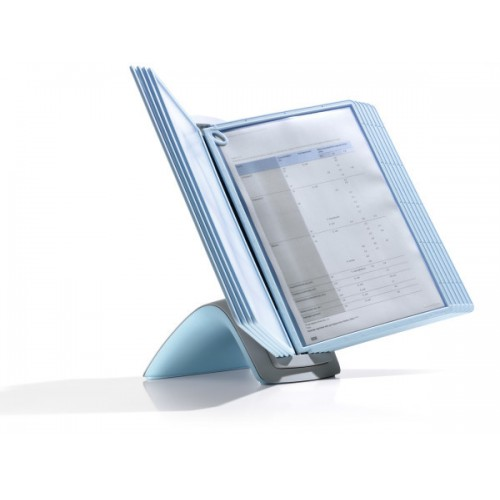 Демосистема настольная Durable Bact-O-Clean, А4, 10 панелей, арт.D5912-00