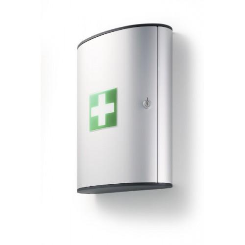 Аптечка настенная Durable First Aid Box L, 400х302х118 мм, арт.D1973-23