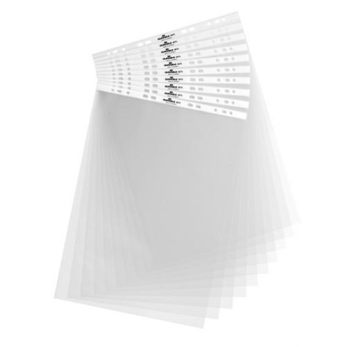 Блокнот для флипчарта Durable, 65х100 см, 20 листов, клетка, арт.D8668-02