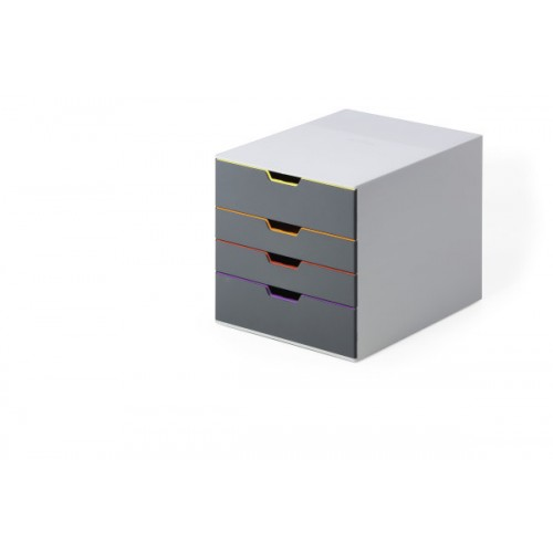 Бокс для документов Durable Varicolor 4, 280x292x356 мм, арт.D7604-27