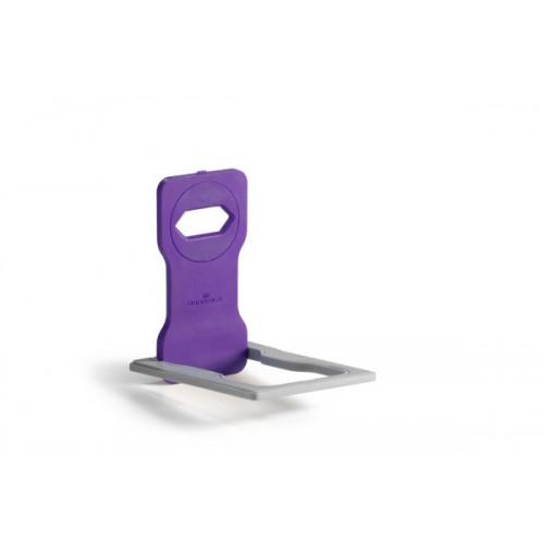 Универсальная подставка для мобильного телефона Durable, фиолетовая, арт.D7735-12