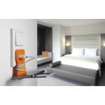 Универсальная подставка для мобильного телефона Durable, оранжевая, арт.D7735-09