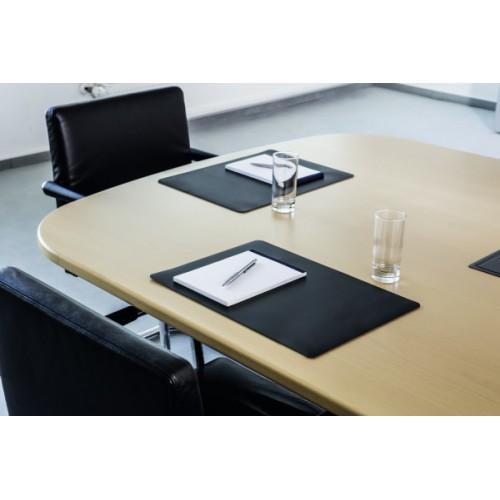 Настольное покрытие Durable для конференц-залов, 420х300 мм, черное, арт.D7101-01