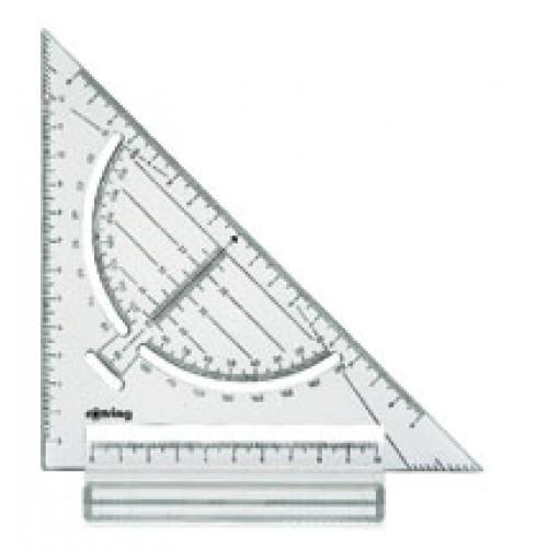 Головка чертежная Rotring (Ротринг), подвижный угольник, пластиковый, арт. R522225